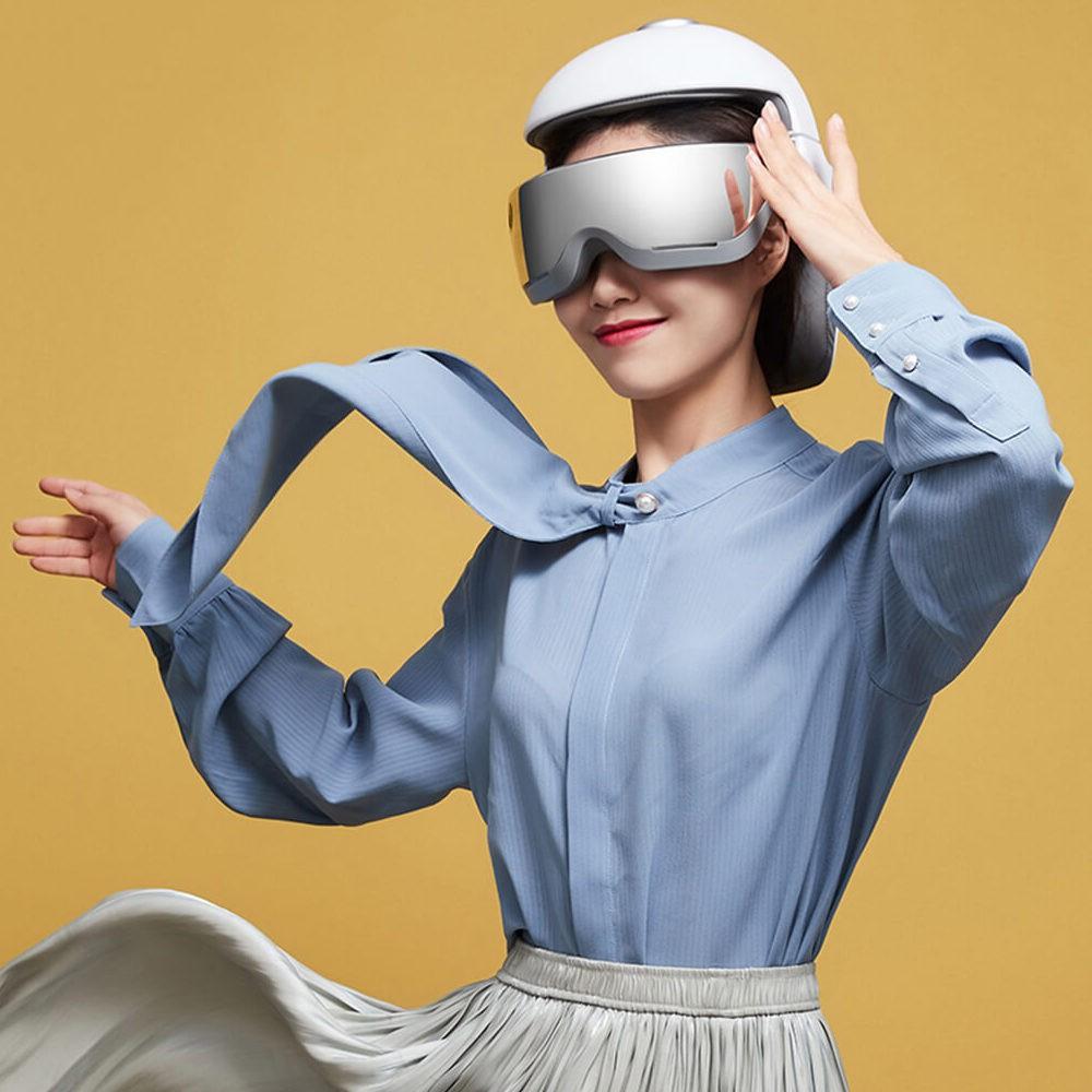Máy massage gắn đầu Xiaomi Momoda Smart SX315 (Freeship) - MiHN