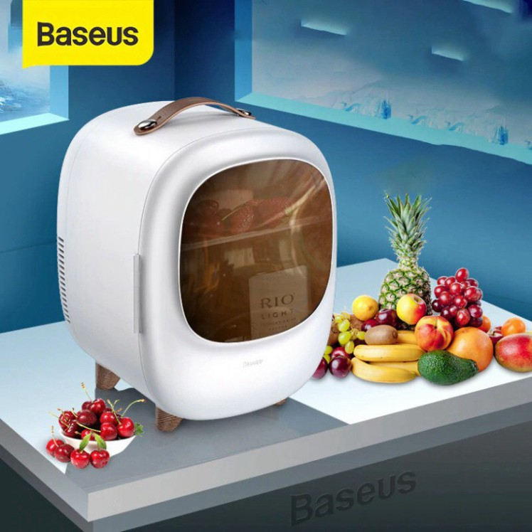 Tủ lạnh Mini Baseus 8L (freeship) - MiHN