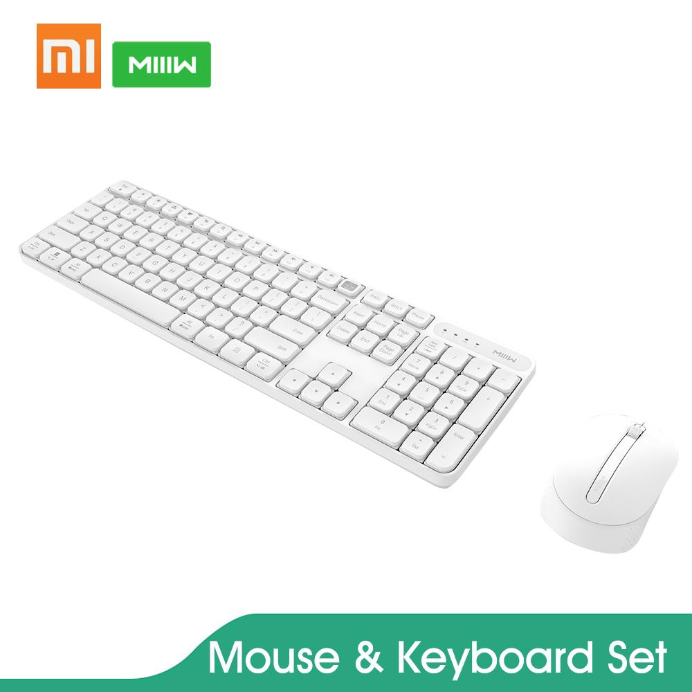 Bàn phím kèm chuột không dây Xiaomi MIIIW (Freeship - Mi Hà Nội)
