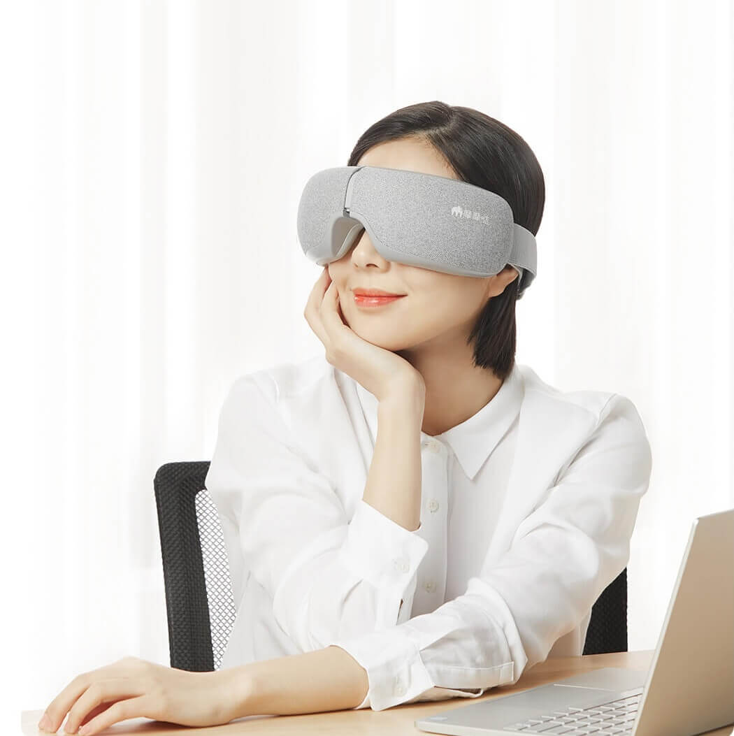 Máy massage mắt Xiaomi Momoda SX322 đa năng (freeship) - MiHN