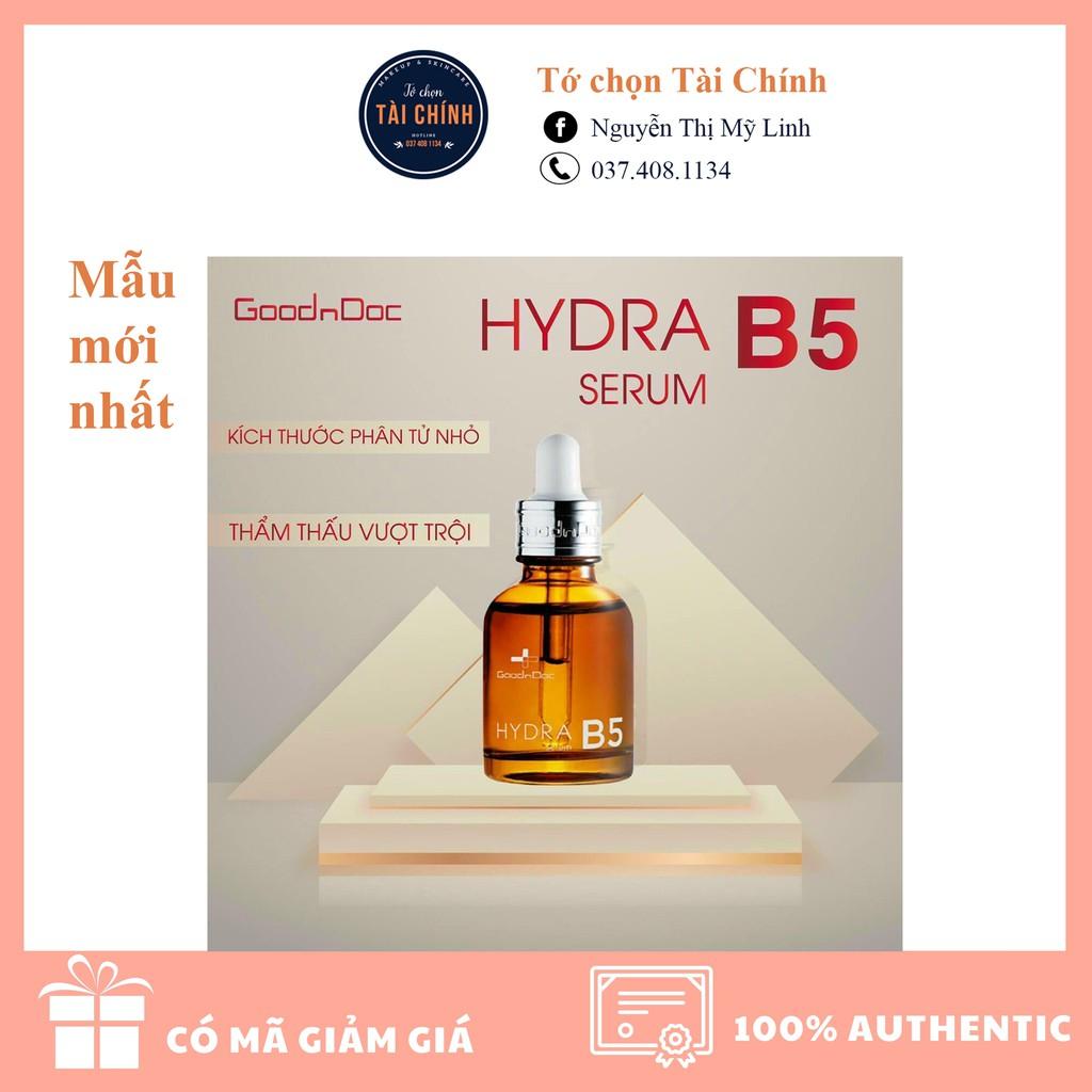 Serum dưỡng da cấp ẩm phục hồi Goodndoc Hydra B5 (Freeship) - TCTC